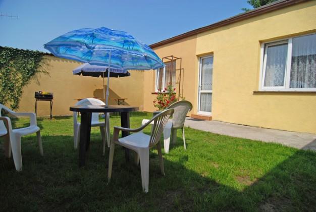 Mielno - pokoje gościnne U Basi