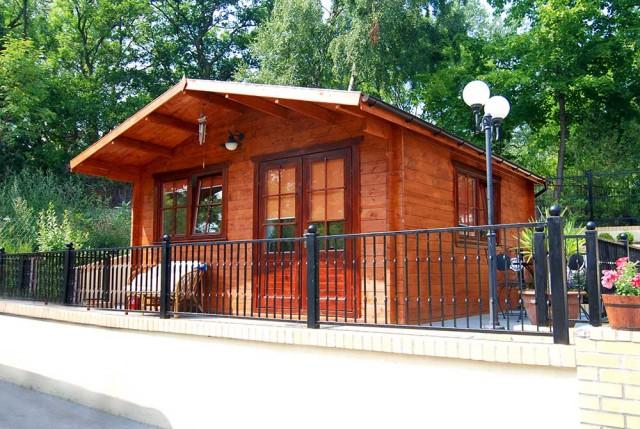 Mielno - domek letniskowy